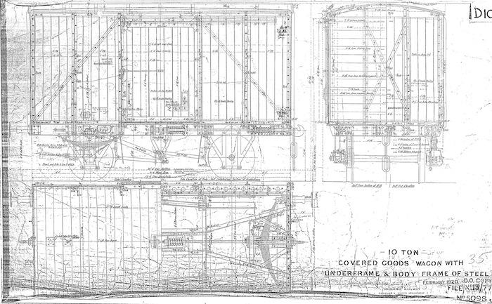 Wagon Drawings The Wagon